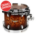 Tama Starclassic Maple Mounted Tom - 9x10 - Satin Molten Brown BurstStarclassic Maple Mounted Tom - 9x10 - Satin Molten Brown Burst