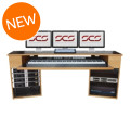 Sound Construction SCS Composer Keyboard Desk - Oak