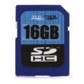 Top Tier SDHC Card 16 GB, Class 6