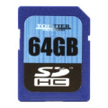 Top Tier SDXC Card 64 GB, Class 10
