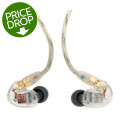 Shure SE425 Sound Isolating Earphones - Clear