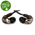 Shure SE535 Sound Isolating Earphones - Metallic Bronze