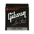 Gibson Accessories LPS Les Paul Signature Nickel Electric Strings - 0.009-0.046