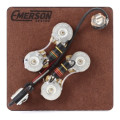 Emerson Custom Prewired Kit for Gibson SG GuitarsPrewired Kit for Gibson SG Guitars
