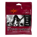 Rotosound SH77 Steve Harris Signature Monel Flatwound Long Scale Bass StringsSH77 Steve Harris Signature Monel Flatwound Long Scale Bass Strings