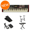 Hammond Sk1-73 Essential Keyboard BundleSk1-73 Essential Keyboard Bundle