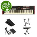 Hammond Sk1-73 Essential Keyboard Bundle