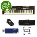 Hammond Sk1-73 Stage Performance Bundle