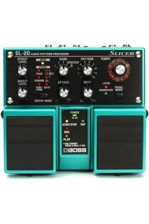 Boss SL-20 Slicer Audio Pattern Processor Pedal