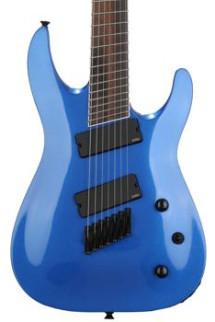Jackson SLAT7FF X Series Soloist - Metallic Blue