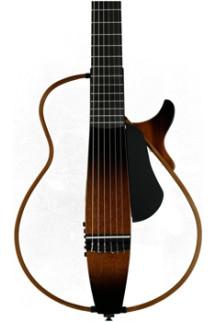 Yamaha SLG200N Silent Nylon String Guitar - Tobacco Sunburst