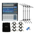 PreSonus SLM164 Digital Mixer PackageSLM164 Digital Mixer Package