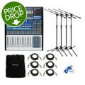 PreSonus SLM164 Digital Mixer PackageSLM164 Digital Mixer Package