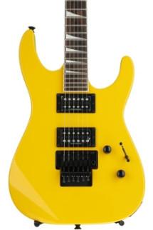 Jackson SLX X Series Soloist - Taxi Cab Yellow
