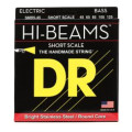 DR Strings Hi-Beam Short Scale 5-String Bass Strings - .045-.125