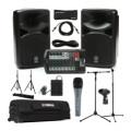 Yamaha StagePas 400i Portable PA System PackageStagePas 400i Portable PA System Package