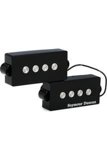 Seymour Duncan SPB-3 Quarter Pound P-Bass Pickup - Black