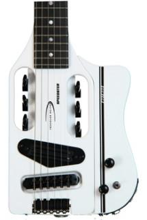 Traveler Guitar Speedster Hot Rod V2 - White
