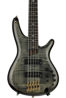 Ibanez SR1405E SR Premium - Transparent Grey Black