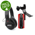 Sweetwater SRH440 Headphone, Hanger, Cable Bundle