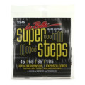 La Bella SS45 Super Steps Standard Bass Strings - 4-string