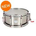 Dunnett Stainless Steel Snare Drum - 6.5