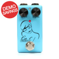 Red Witch Eve Tremolo Lithium Ion Powered Temolo Pedal