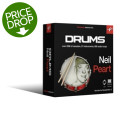 IK Multimedia Neil Peart Drums SampleTank 3 Sound Library