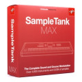 IK Multimedia SampleTank MAX Virtual Instrument Bundle (boxed with USB Drive)