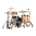 Mapex Saturn V MH Exotic 3-piece Shell Pack - Natural Maple Burl