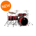 Mapex Saturn V MH Exotic 5-piece Shell Pack - Cherry Mist Maple BurlSaturn V MH Exotic 5-piece Shell Pack - Cherry Mist Maple Burl