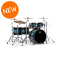 Mapex Saturn V MH Exotic 5-piece Shell Pack - Deep Water Maple BurlSaturn V MH Exotic 5-piece Shell Pack - Deep Water Maple Burl