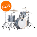 Mapex Saturn V Tour 20 3-piece Shell Pack - Black Strata PearlSaturn V Tour 20 3-piece Shell Pack - Black Strata Pearl