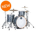 Mapex Saturn V Tour 24 3-piece Shell Pack - Black Strata PearlSaturn V Tour 24 3-piece Shell Pack - Black Strata Pearl