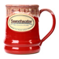 Sweetwater Ramsey Mug - Red with Sand WhiteRamsey Mug - Red with Sand White