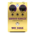 Way Huge Saffron Squeeze Compressor Pedal