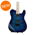 Charvel Pro-Mod San Dimas Style 2 HH - Chlorine Burst with Maple Fingerboard