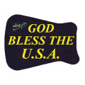 Scratch Pad Guitar Finish Protector - God Bless The USAGuitar Finish Protector - God Bless The USA