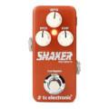 TC Electronic Shaker Mini Vibrato PedalShaker Mini Vibrato Pedal