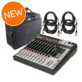 Soundcraft Signature12MT Mixer Package with Case and CablesSignature12MT Mixer Package with Case and Cables