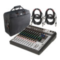 Soundcraft Signature12MT Mixer with Case and Cables