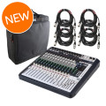 Soundcraft Signature16 Mixer PackageSignature16 Mixer Package