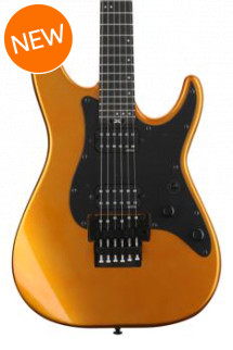 Schecter Sun Valley SS with Floyd Rose - Lambo Orange