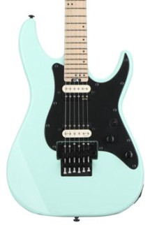 Schecter Sun Valley SS with Floyd Rose - Sea Foam Green