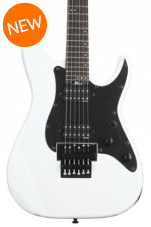 Schecter Sun Valley SS with Floyd Rose - White