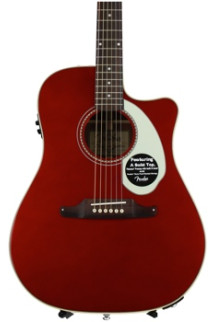 Fender Sonoran SCE - Candy Apple Red