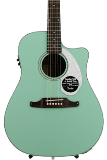 Fender Sonoran SCE - Surf Green