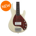 Ernie Ball Music Man StingRay 5 H - Trans Buttercream, Rosewood Fingerboard