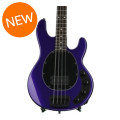Ernie Ball Music Man StingRay 4 H 3-EQ - Firemist Purple, Rosewood Fingerboard
