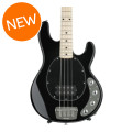 Ernie Ball Music Man StingRay 4H SLO Special - Gloss Black, Maple Fingerboard